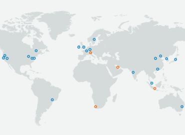 Amazon AWS regions