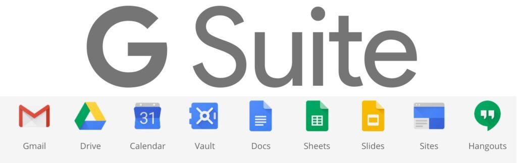 Business Software : Google GSuite