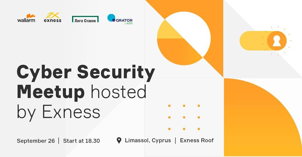Cyber Security Meetup
