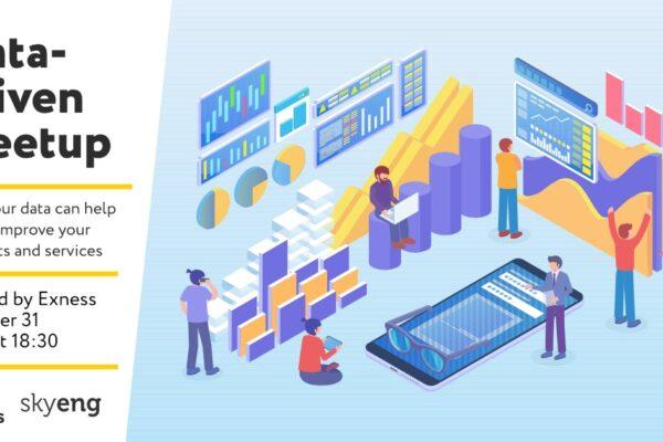 AlleoTech attends Data-Driven Meetup