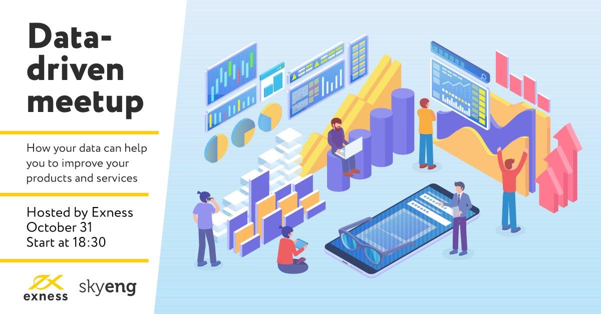 Data-Driven Meetup