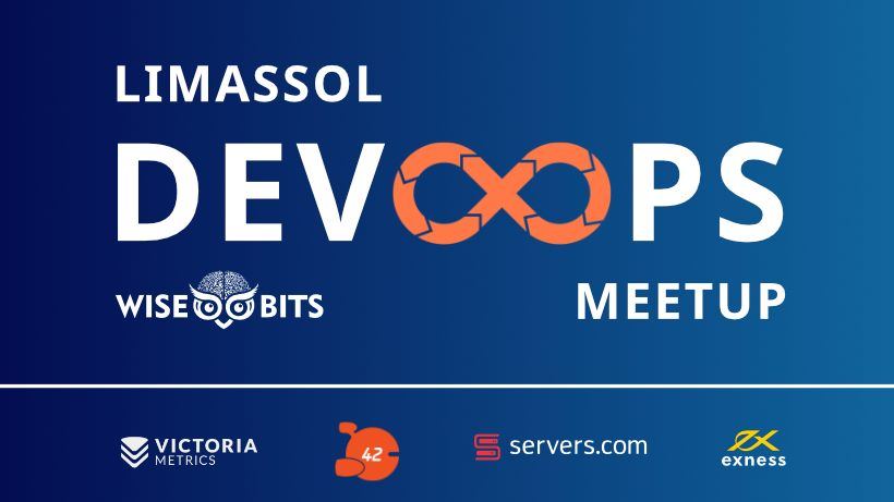Join us at the DevOps Meetup {Cyprus}